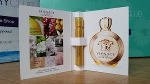 Buy Versace Fragrance For A Smell That Lingers