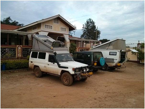 Uganda hotels and lodges