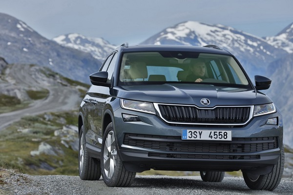 Škoda Kodiaq, the Czechs enter the SUV segment through the front door