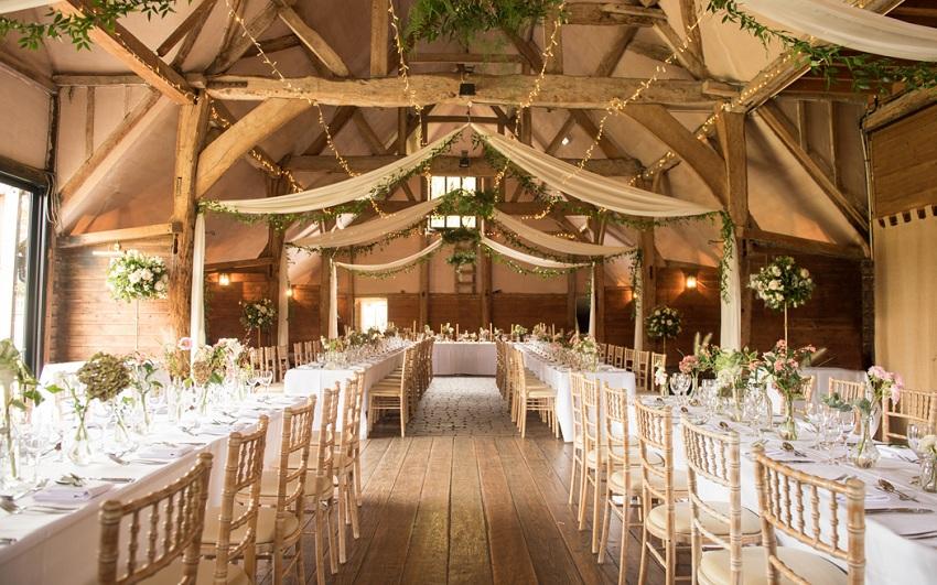 Luxury Wedding Venue Plans: Country Manor Wedding Reception Halls