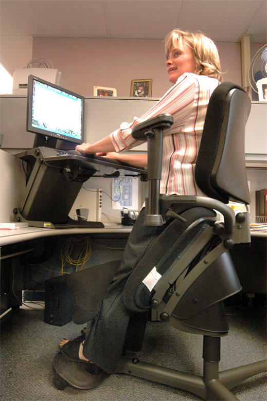 Have You Ever Considered The Benefits Of A Standing Desk