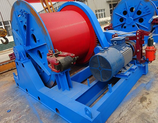 Image result for Six types of winch and their applications